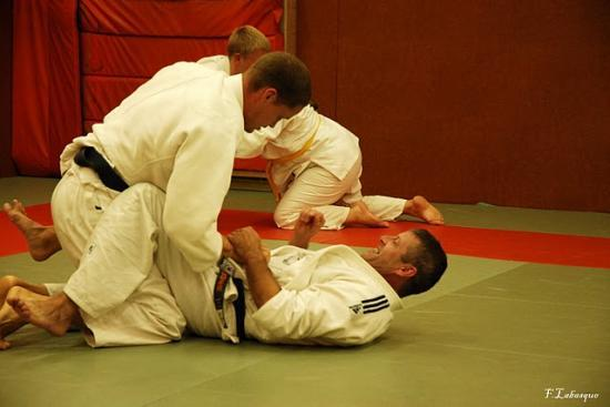 Jujitsu self défense Adultes